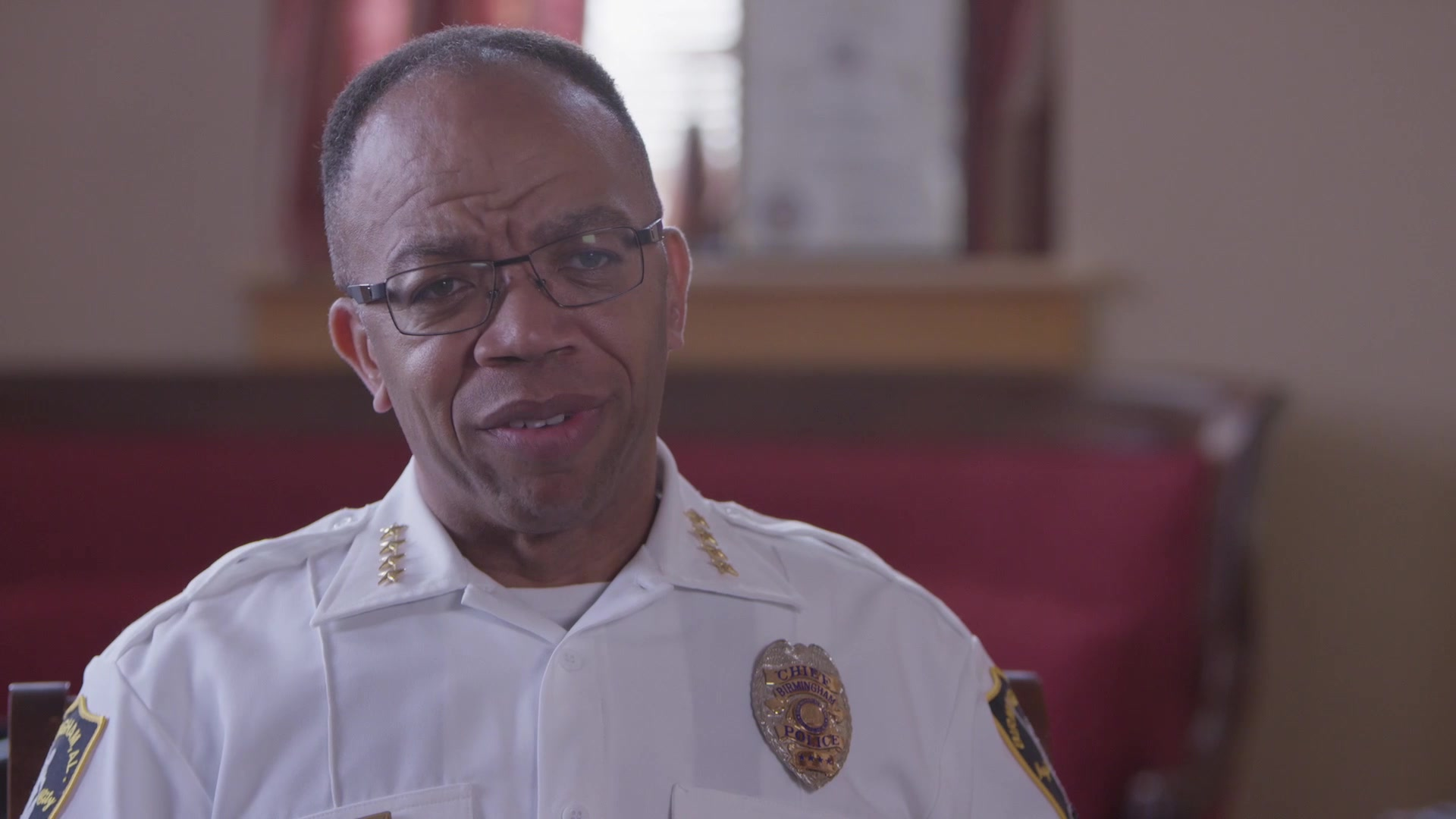 Hometown Hero: U.S. Army Reserve Maj. Gen. A.C. Roper, Commanding General for the 80th Training Command (TASS)and Chief of Police for the Birmingham Police Department (AL) Major Crimes, discusses the importance of goals and how the Army Reserve has taught him leadership skills to be successful in both his military and civilian career.