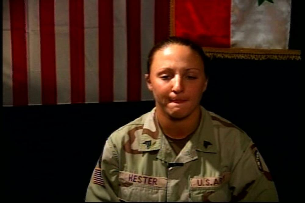 DVIDS - Video - Interview With SGT Hester/ABC Radio