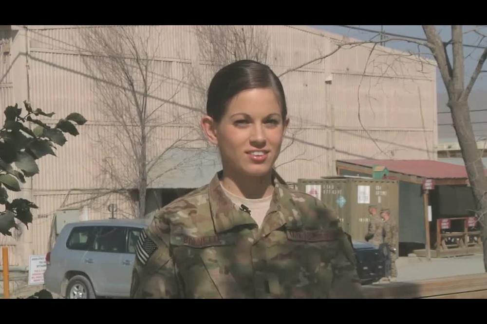 Dvids Video 1st Lt Jamie Brunette