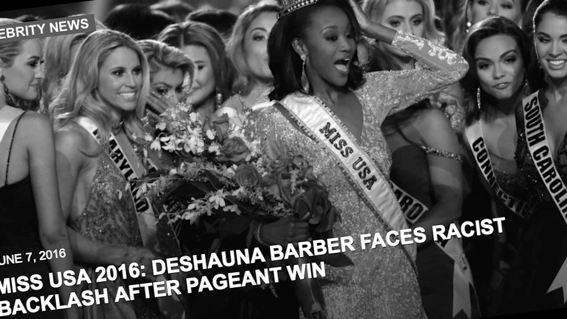 Part 2 of 4 on our series featuring Miss USA 2016, Capt. Deshauna Barber, Commander 988th Quartermaster Detachment.   In this episode, CPT Barber talks about achieving success in the face of adversity.