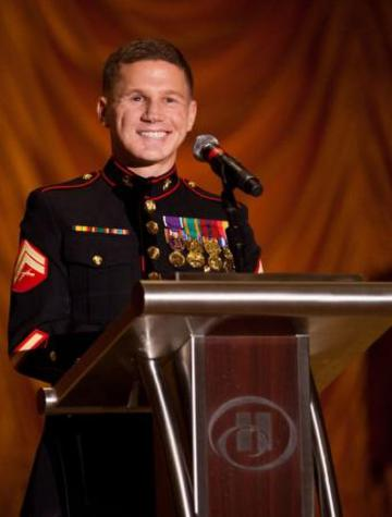 "Medal of Honor | USMC Cpl. William ""Kyle"" Carpenter"