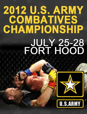 2012 U.S. Army Combatives Championship