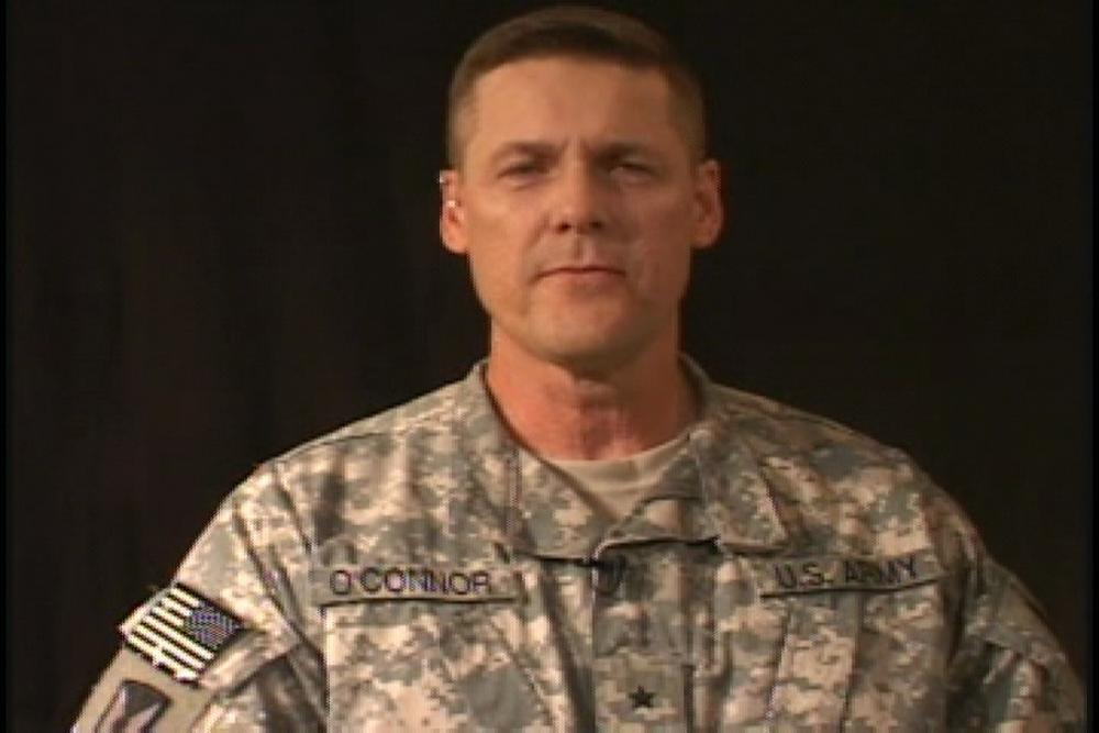 Dvids Video Brig Gen Jack O Connor Cbs Part 1