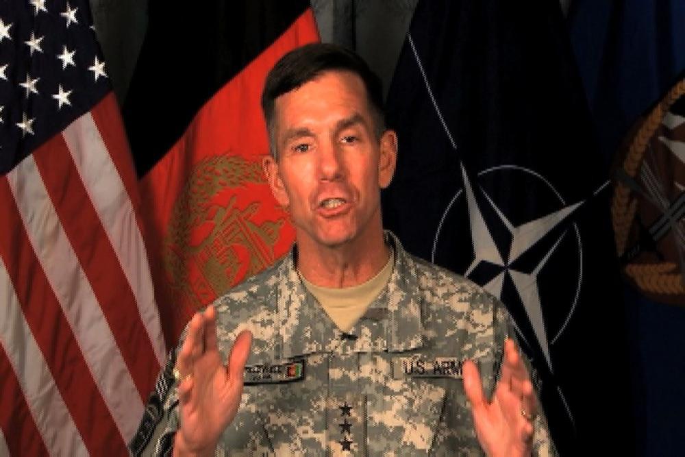 Dvids Video Lt Gen William B Caldwell Iv