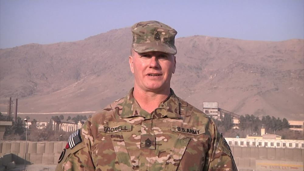 Dvids Video Ijc Csm John Wayne Troxell All American