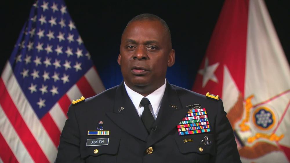 Gen. Lloyd J. Austin III