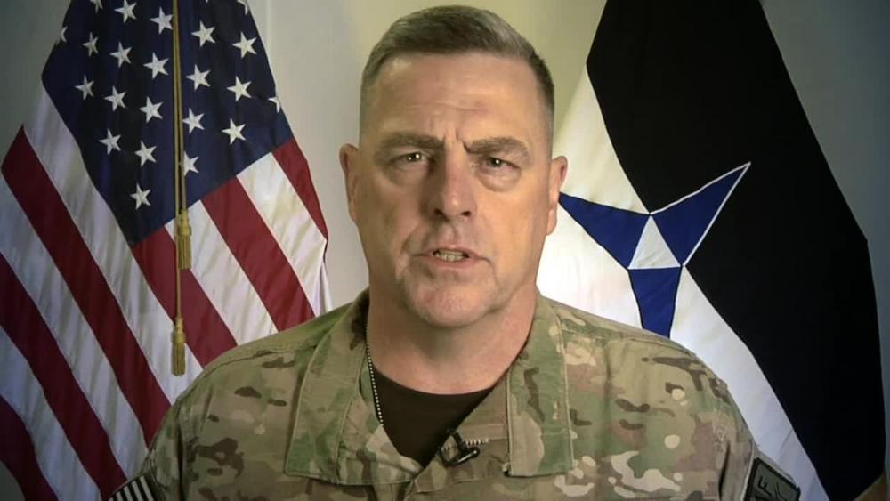 Dvids Video Lt Gen Mark Milley Central Texas