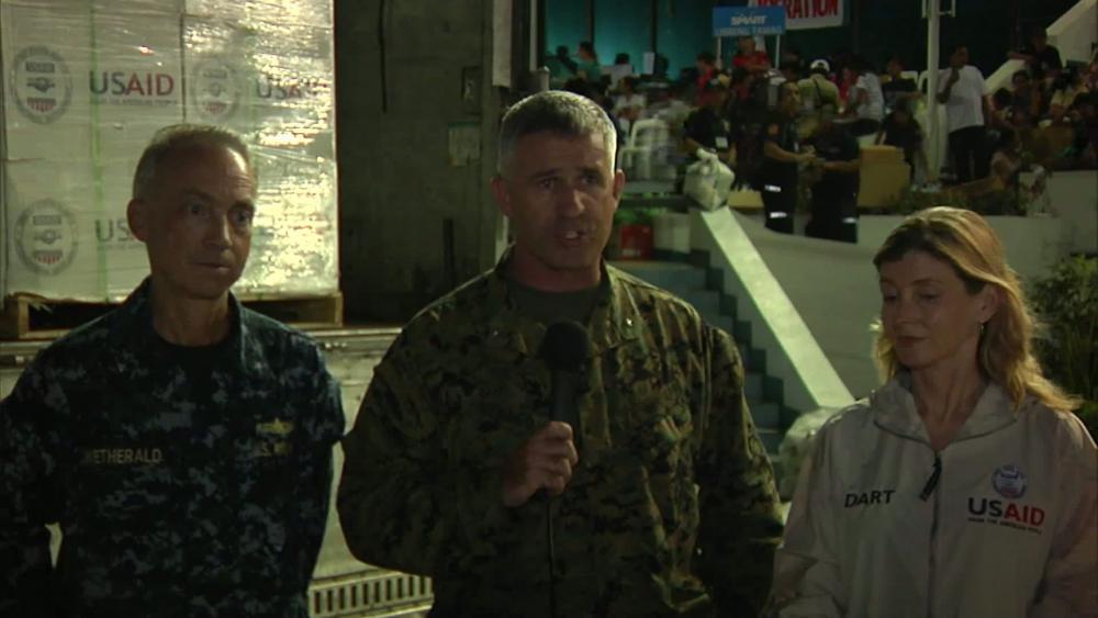 Dvids Video Brig Gen Paul Kennedy