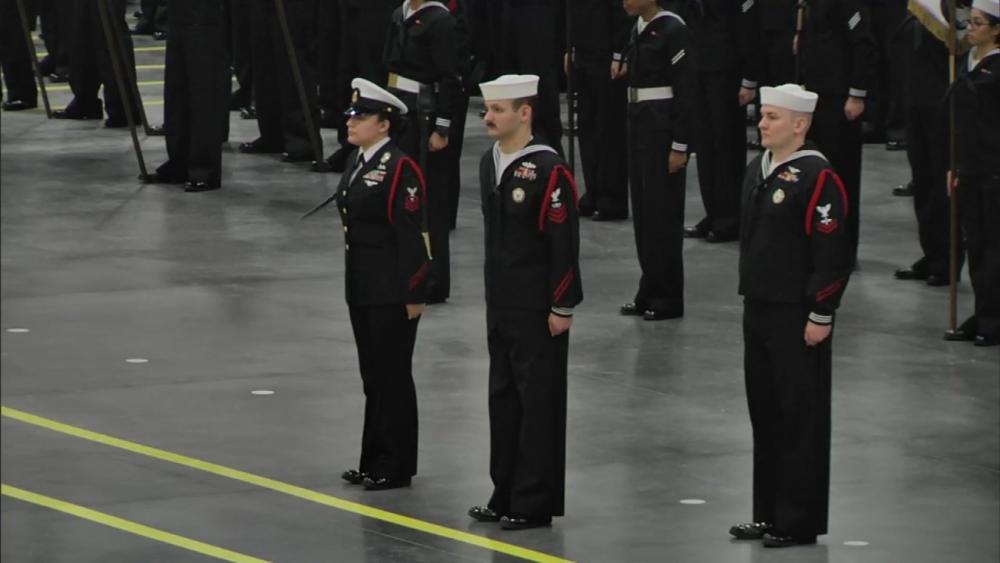 Navy recruit training command dvids video navy recruit for Housedesign com