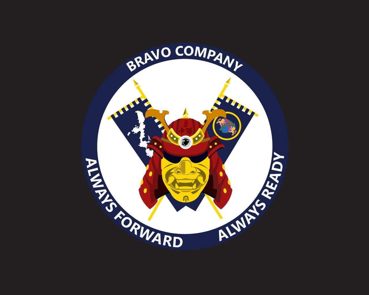 Bravo Company logo