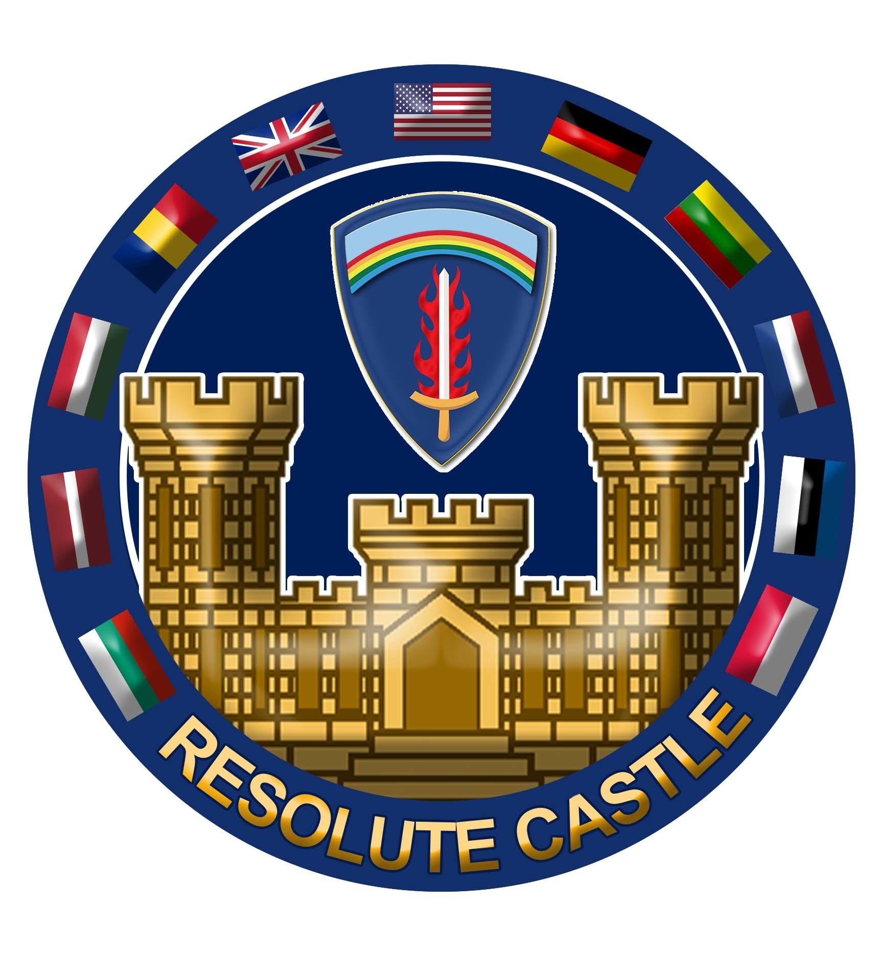 Resolute Castle - Logo Design