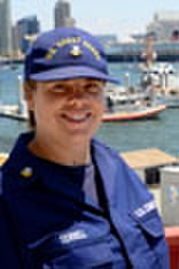 Petty Officer 2nd Class Connie Terrell