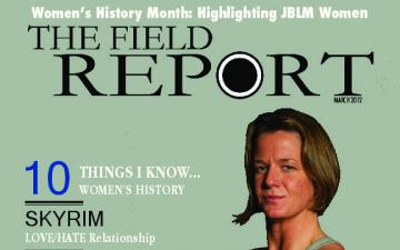 The Field Report - 03.01.2012