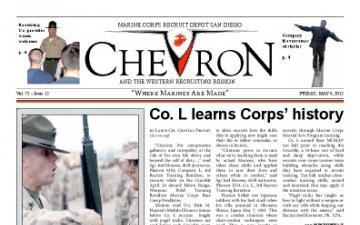 The Chevron - 05.04.2012