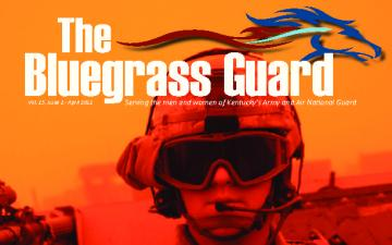 The Bluegrass Guard - 04.15.2012
