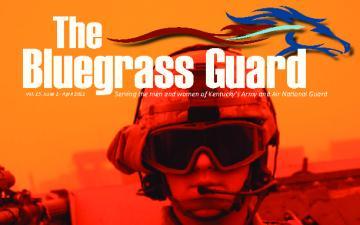 The Bluegrass Guard - 04.15.2012