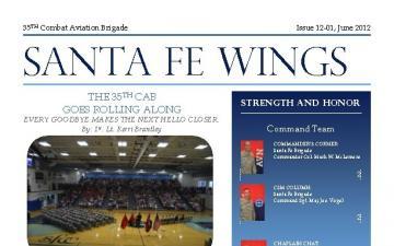 Santa Fe Wings - 06.30.2012
