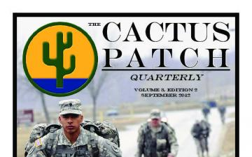 The Cactus Patch - 08.28.2012