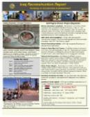 Iraq Reconstruction Report - 03.16.2007