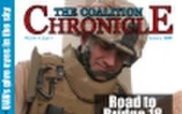 Coalition Chronicle, The - 12.31.2007