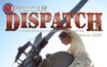Pelican Dispatch - 05.13.2009