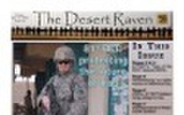 The Desert Raven - 05.15.2009