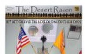 The Desert Raven - 06.15.2009