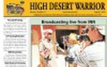 HIGH DESERT WARRIOR - 08.05.2010