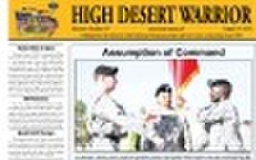 HIGH DESERT WARRIOR - 08.12.2010