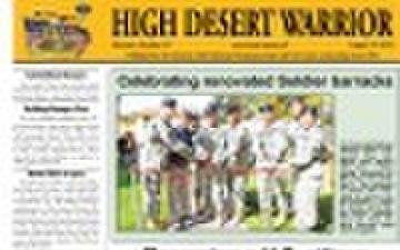 HIGH DESERT WARRIOR - 08.19.2010