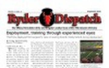 Ryder Dispatch - 09.14.2010