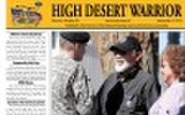 HIGH DESERT WARRIOR - 09.23.2010