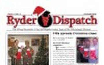 Ryder Dispatch - 12.31.2010