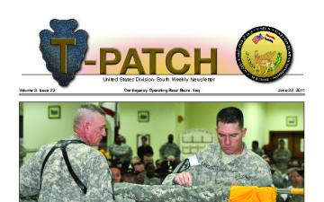 T-Patch  - 06.22.2011