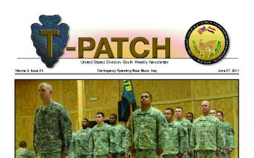 T-Patch  - 06.27.2011