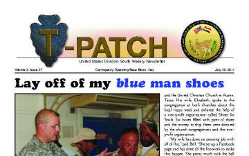 T-Patch  - 07.18.2011