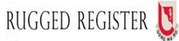 Rugged Register