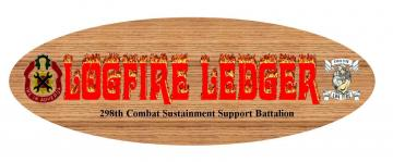 298th CSSB Logfire Ledger