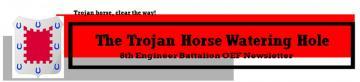 Task Force Trojan Horse Newsletter