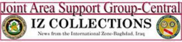 Joint Area Support Group-IZ Collections: News from the International Zone