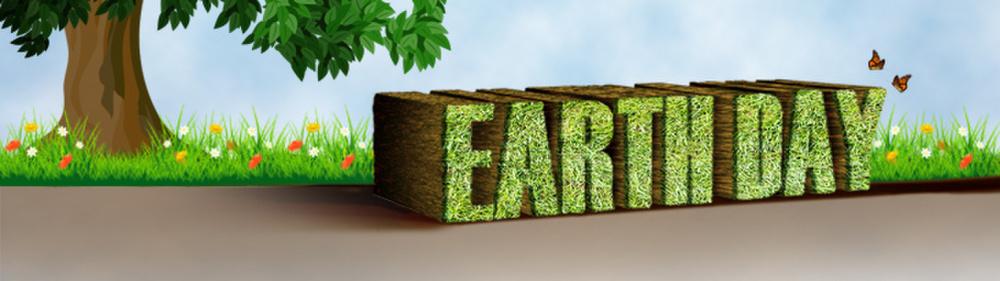 Earth Day Green Grass - Twitter