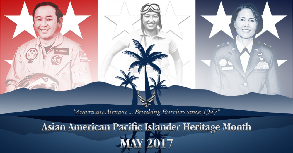 Asian American Pacific Islander Heritage Month Banner Facebook