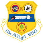 153rd Airlift Wing