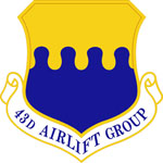43d Airlift Group