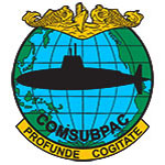 Commander Submarine Forces Pacific