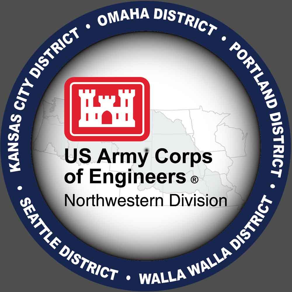 U.S. Army Corps of Engineers, Northwestern Division