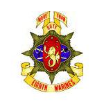 Regimental Combat Team 8, 2nd Marine Division